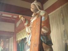 20080111tokyo_jussha122hie_jinja.JPG 東京十社  日枝神社 夫婦猿 母猿